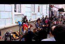 Нижний Новгород/Nizhny Novgorod / Празники, городские мероприятия в городе Нижнем Новгороде