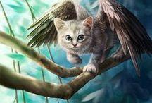 Животные/animal / Животные, птици и водоплавоющие