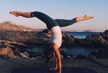 Yoga(handstand)