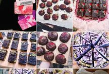 MY BAKING / Creations made for the cafe & my own business.    - vegan -gluten free  -paleo  -refined sugar free