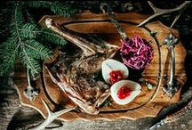 Decadent Dinner: Food & Drink / All the inspiration you need to host, prepare and enjoy a decadent dinner.