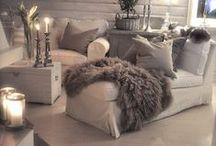 Taljat, peitot Furs and blankets