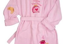 Twinklestar Bathrobes / The cutest bathrobes ever seen, soon available on www.bathrobeheaven.com (English and Japanese)