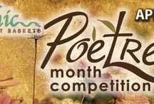 April 2013 Poetree Competition / In celebration of April as National Poetry month we're inviting you to submit poems to our Facebook page. The poem with the most likes or shares wins a gorgeous gift basket filled with beautiful earth-friendly organic items!