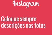 Dicas Instagram / Dicas sobre Instagram. #Pinstadica - dicas rápidas para fazer REPIN...