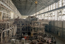 ind / urbex / industrial urban exploring infiltration