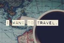 Matkustelua