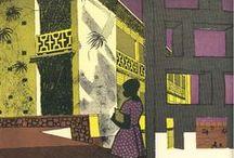 illustration 2 | gordon cullen / graphic art for urban design by gordon cullen 1914-1994