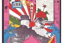 japan | graphics | tadanori yokoo / graphic design by tadanori yokoo, japan.