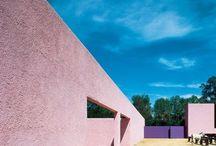 LA 2 | luis barragan / landscape architecture by luis barragan, architects, mexico city, mexico. 1902-1988