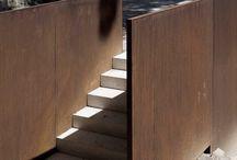 LA 3 | details _ steps / landscape architecture details