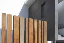 LA 3 | details _ fences + gates / landscape architecture details