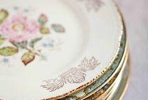 Dishes / Vintage dishware