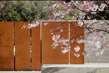 LA 3 | details _ walls / landscape architecture details