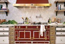 KITCHEN CUCINA CUISINE / Interior: kitchen / by Antonella Grigoli