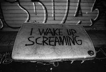 Creepy Graffiti