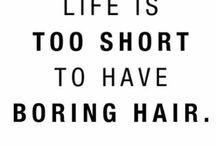 No bad hair day... / Short haircuts ideas!!