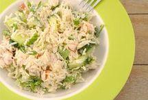 Lunchsalades