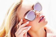 ~ Chic Shades ~ / Discover the newest & most chic sunglasses trends we found and love and buy yourself a new pair! #sunglasses