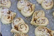 FOOD    Süße Teilchen / Rezepte und Backideen, die ich gerne mal umsetzen möchte