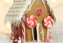 Gingerbread House Love / gingerbread houses / by Sweetopia ~ Marian Poirier