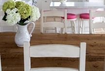 Dining Room Love / by Sweetopia ~ Marian Poirier
