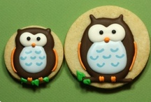 Owl Love / cute owl theme / by Sweetopia ~ Marian Poirier