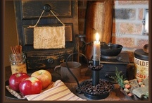 Primitive/Colonial Gatherings♥ / by Lisa DeCicco