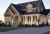 Exterior Home Makeover Love / by Sweetopia ~ Marian Poirier