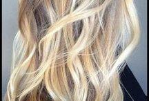 Hair / by Elizabeth Katherine Jimenez Ventura