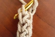 Knitting/Crocheting/Embroidering / by Joie E