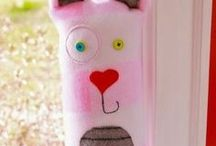 I Wuv You! / Valentine ideas for crafts, parties, and decor / by Jo Ballew