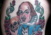 Ode To Shakespeare  / by Ashley Hebert
