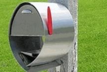 Modern Mailboxes