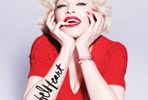 Madonna / madonna #mdna #madonna #blonde #tour2012 #music #icon #show #madonna #retro