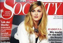 Madonna Cover Magazine / Madonna Cover Magazine  #madonna #mdna #queen #blonde #music #madonnamdna #pop #cover #magazine #covermagazine  http://www.madonnaweb.com.ar