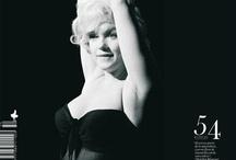 Marilyn Cover Magazine / Marilyn Monroe #marilyn #monroe #marilynmonroe #icon #magazine #cover #covermagazine #marilynmagazine #mag @GraphicTools