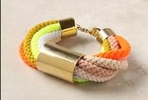 Neclace, Bracelets, Earings you can do.