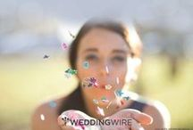 Popular on WeddingWire / Wedding ideas, wedding images & more that couples are loving on WeddingWire. / by WeddingWire