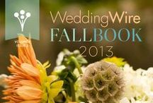 FALLBOOK 2013 / Find inspiration on everything fall from centerpieces to stationery, and more. Expert tips & our fall favorites are also in store, check it out! / by WeddingWire