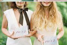 alternative wedding / by TWISTonline