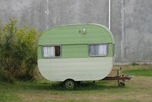 Tiny Trailers / by Amy Stuursma Koller