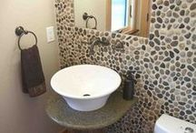 DIY Bathroom ideas / by Jo Ballew