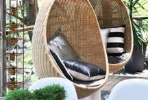 Terrace patio deck dreams / Outdoor living