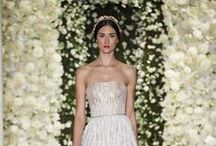 What's Hot: Fall 2015 Wedding Dresses / Wedding dresses straight from the runaway at Bridal Fashion Week! / by WeddingWire