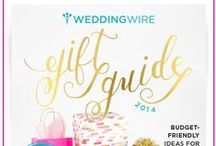 Gift Guide 2014 / Gifts for Everyone on Your List! / by WeddingWire