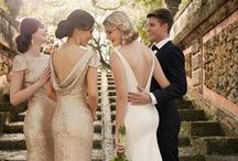 Essense of Australia + WeddingWire / From an international design team, comes the designer wedding dress collections Essense of Australia, Martina Liana and Stella York. Step into a world of style and impeccable design details that any bride will love!
