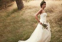Boho Chic Wedding Inspiration / Favorite Boho Chic Wedding Inspiration from WeddingWire and David's Bridal / by WeddingWire