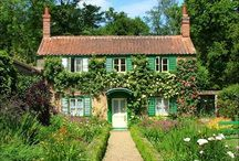 Living In Storybooks / Childhood's Technicolor Dreamhome