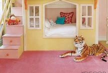 Best Colors for Girls Rooms / Colors I have actually sampled and used and my little girls have 100% approved! They are soothing enough for sleep but colorful enough for the toys and accessories girls accumulate. All of them would age well with more neutral furnishings. I don't plan on repainting my girls spaces-I love these colors too!